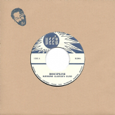 Raymond Harper's Band - Discipline / Raymond Harper with The Drumbago Band - Breeze Of The West (Dee's) 7""